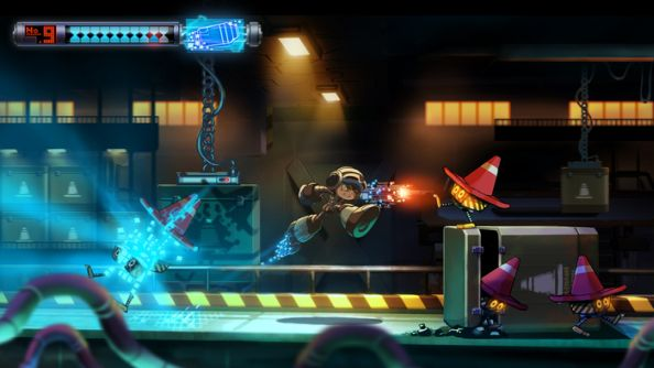 Mighty No. 9.
