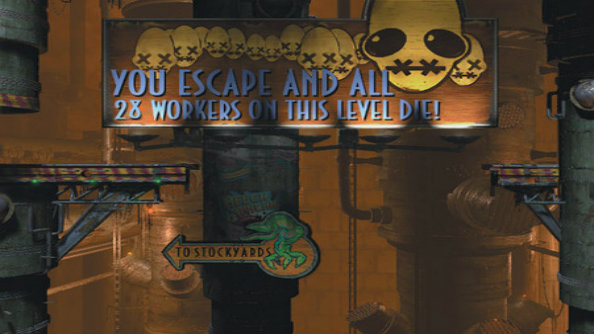 Oddworld: Abe's Oddysee is free on Steam for very a limited time