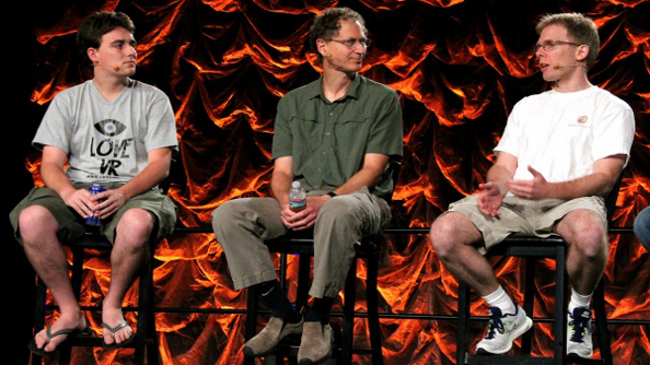 Michael Abrash joins Oculus as chief scientist; Valve down another big brain