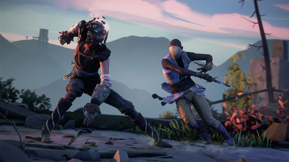 Online combat RPG Absolver announced, lets you customise every punch