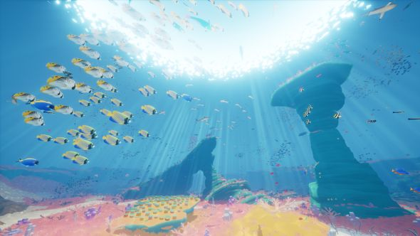 Making it in Unreal: get to know the ocean in Journey-like diving