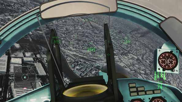 Ace Combat: Assault Horizon screens remind us Ace Combat is coming to the PC this month. All the yays.