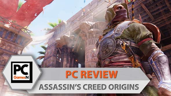 Assassin's Creed Origins PC review