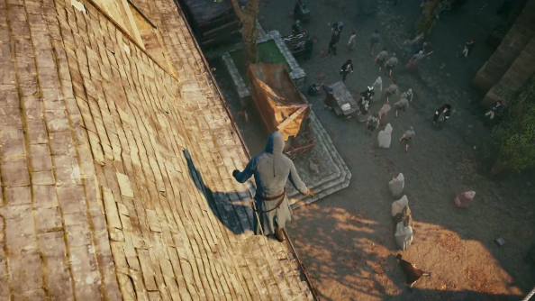 Assassin's Creed Unity side quests
