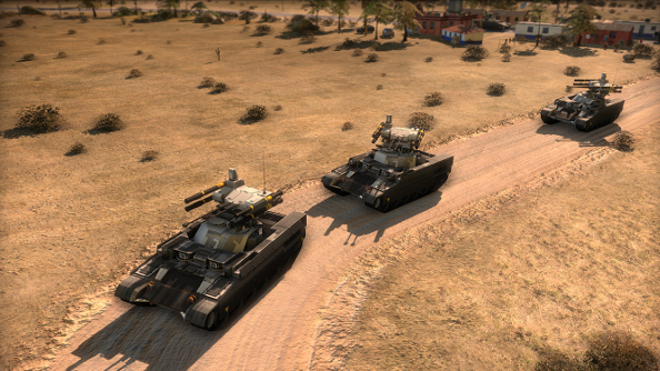 Watch some war in the Act of Aggression pre-alpha trailer