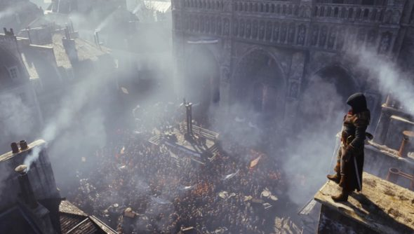 Assassin's Creed Unity revealed