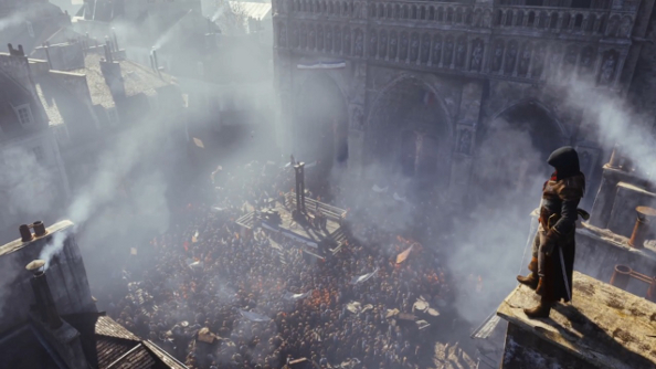 Assassin's Creed: Unity could introduce co-operative murder at E3