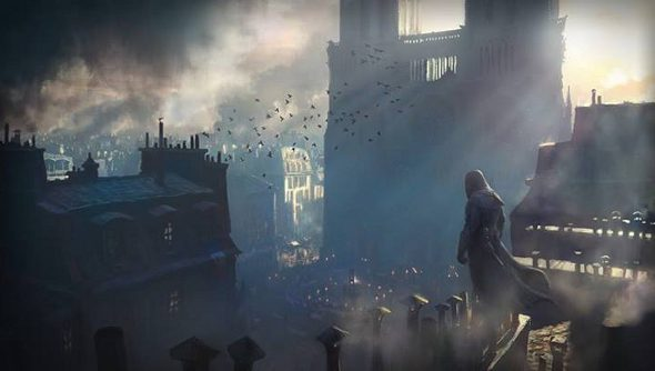 Simultaneous release for Assassin's Creed Unity