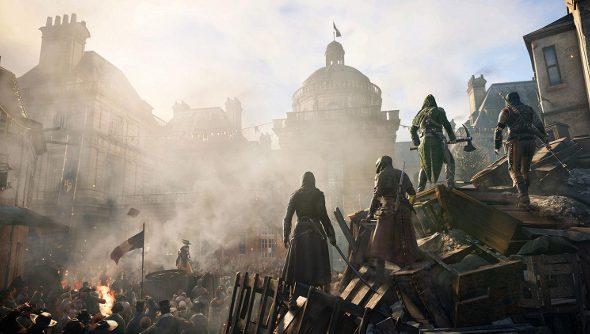 Assassin's Creed Unity tech