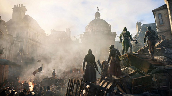 Assassin's Creed Unity tech