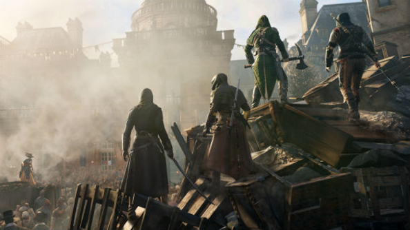 Assassin's Creed Unity's Heist missions make you a thief as well as an assassin