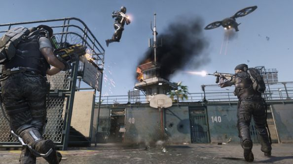 "Sledgehammer ripped apart, ""rebuilt"" Call of Duty: Advanced Warfare maps for double jump"