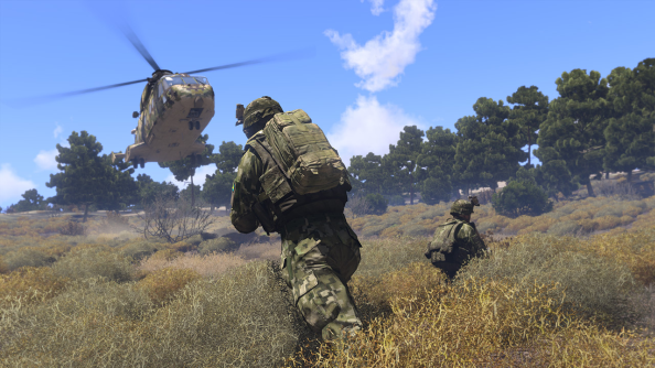ARMA 3 is free on Steam this weekend, and Battle Royale is the mod you should be playing