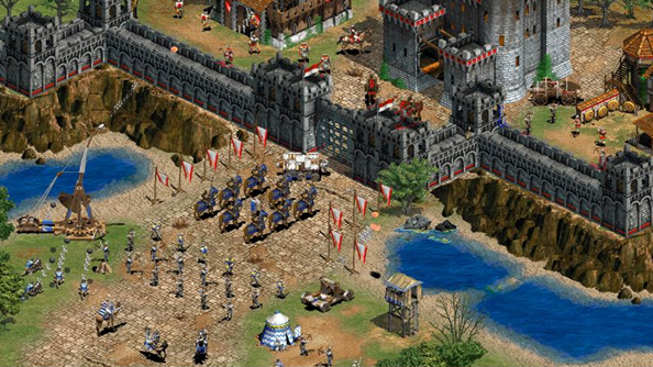 "Age of Empires designers: ""We used to get letters from schools"""
