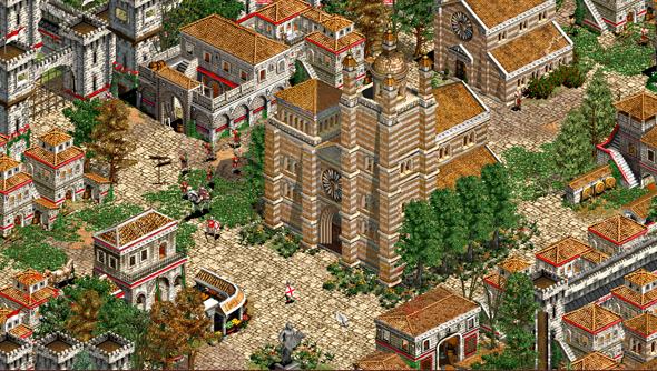 Age of Empires II HD: the Forgotten Microsoft Studios