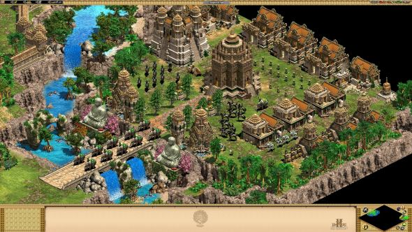 Age of Empires II Rise of the Rajas