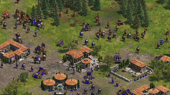Age of Empires: Definitive Edition could come to Steam after all