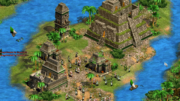 Age of Empires 2 mod Forgotten Empires to become an official