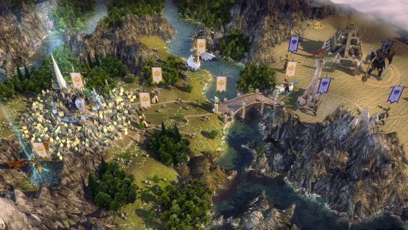 Age of Wonders 3 is a fantastic turn-based tactics game with a fantastic turn-based metagame. No weak links.