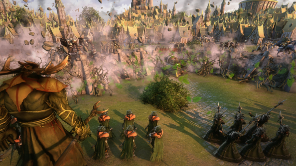Age of Wonders III random maps and Arch Druid class