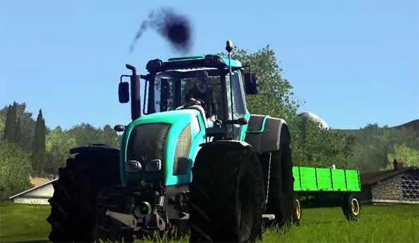 Agricultural Simulator 2013 demo out now