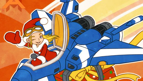 AirMech still giving out Christmas presents