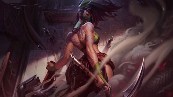 Akali rework League of Legends