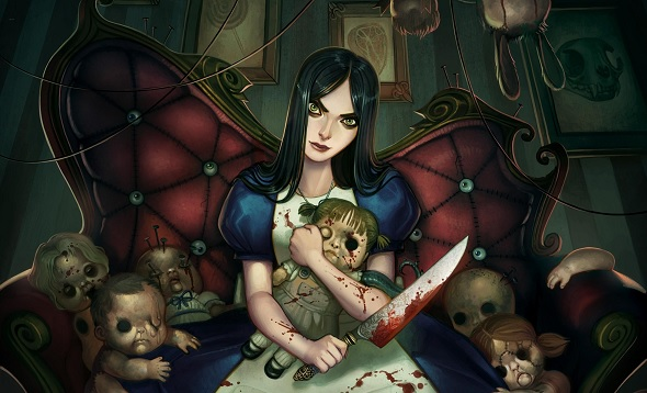 American McGee is fed up of people asking him about Alice 3
