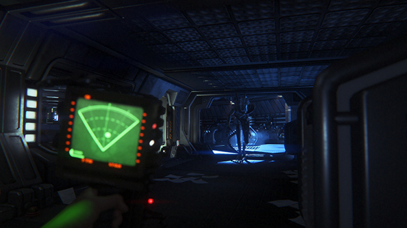Alien: Isolation debut trailer boasts first moving footage, nearly forgets its star