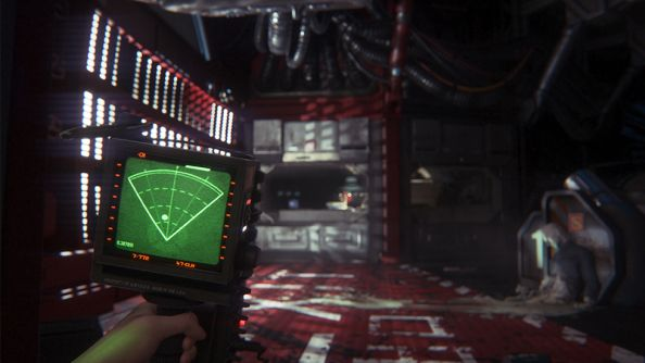 Alien: Isolation: not entirely solitary, actually. There are a few humans about.