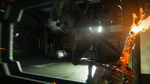 Alien: Isolation PC trailer shows why it's silly to run from an alien
