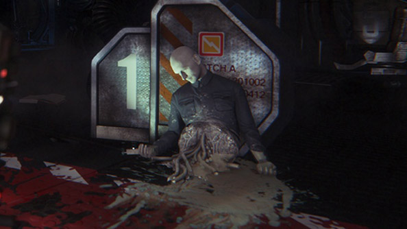 Here's the Alien: Isolation advert currently upsetting telly-watchers