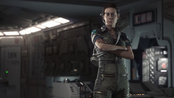 "Sigourney Weaver was ""very touched"" by Alien: Isolation's premise"