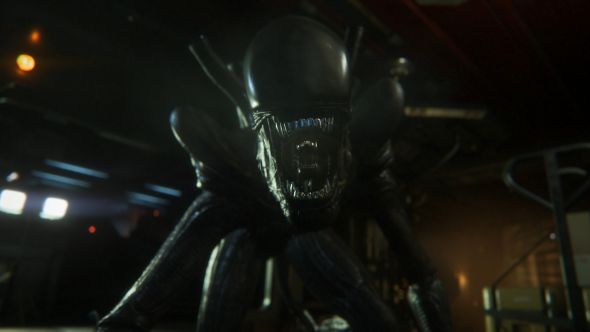 Alien: Isolation, which launched without VR support