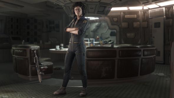 Alien: Isolation stars Amanda Ripley, daughter of Ellen.