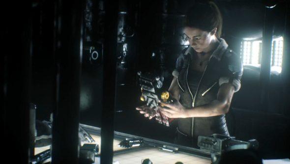 Alien: Isolation Gamescom trailer