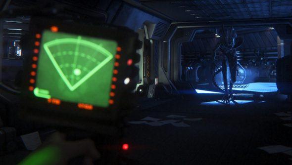 Making Alien: Isolation's xenomorph