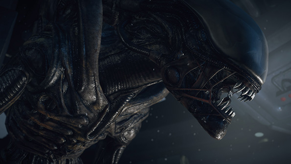 Hands on with Alien: Isolation