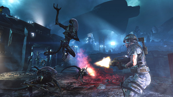 Sega claims that Gearbox is just as responsible for the marketing of Aliens: Colonial Marines as the publisher