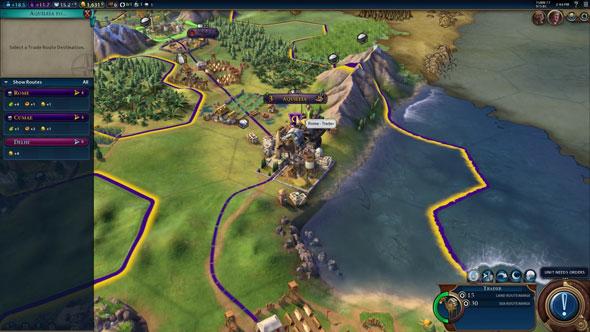 Civ 6 Rome strategy guide