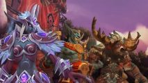 World of Warcraft Allied Races