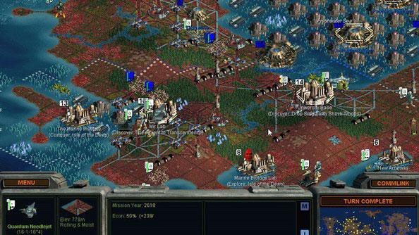 """Old games Alpha Centauri"""