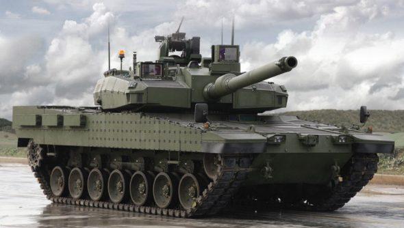 Altay main battle tank