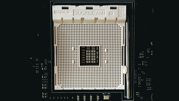AMD AM4 socket