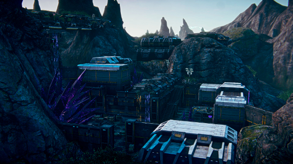 PlanetSide 2 Amerish overhaul