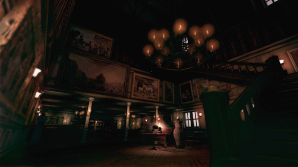 Amnesia: A Machine for Pigs dated for 10 September release. Appears on Steam and GOG