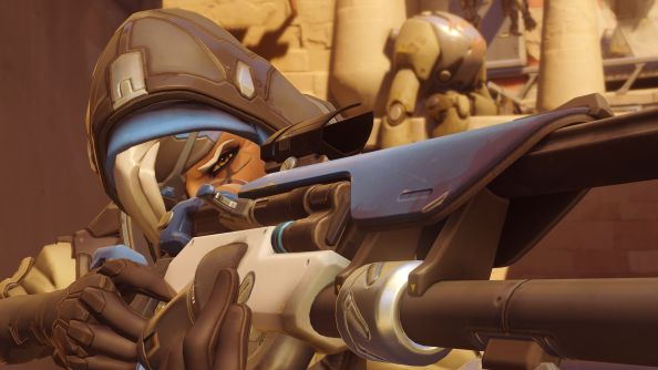 Three enemy Ana players in Overwatch can force you to be kicked for inactivity