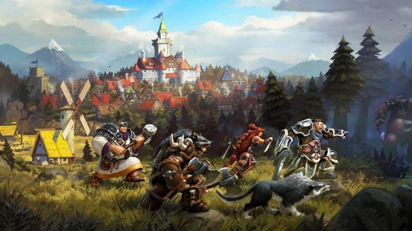 Settle down: The Settlers return in Kingdoms of Anteria
