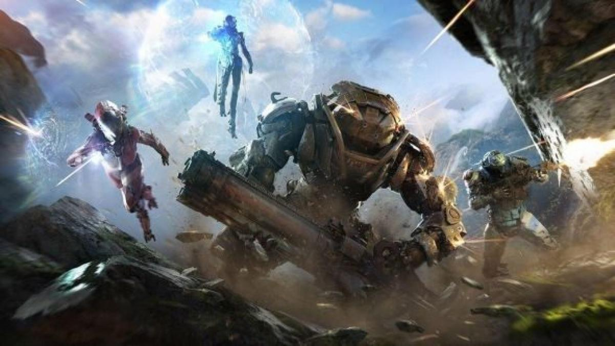 Anthem S Interceptor Could Be An Assassin While Storm Might Be A Support Pcgamesn