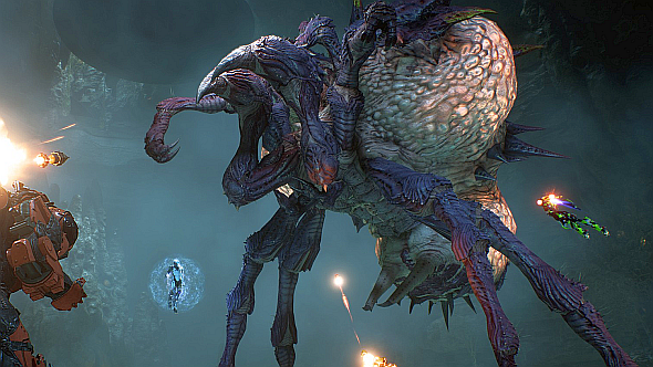 Here Is 20 Minutes Of Anthem Gameplay Including A Gross